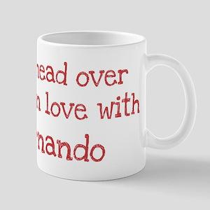 In Love with Fernando Mug