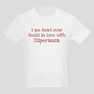 In Love with Esperanza Kids Light T-Shirt