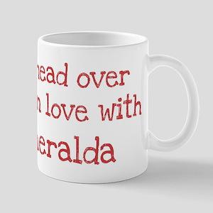 In Love with Esmeralda Mug