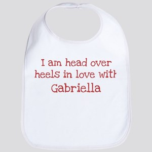 In Love with Gabriella Bib