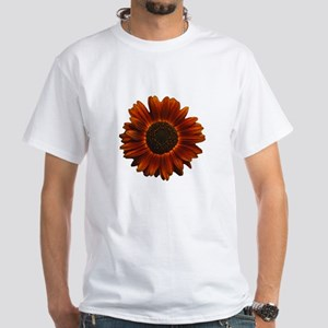 Sunflower White T-Shirt