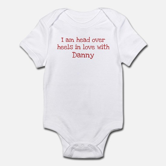 In Love with Danny Infant Bodysuit