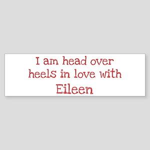 In Love with Eileen Bumper Sticker
