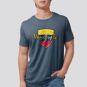Venezuelan distressed flag T-Shirt