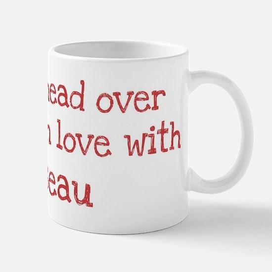 In Love with Beau Mug