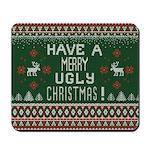 Ugly Sweater Mousepad