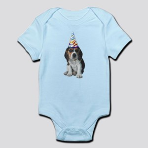 Beagle Party Infant Bodysuit