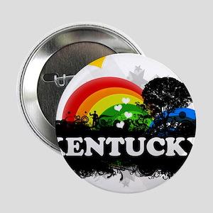 """Sweet Fruity Kentucky 2.25"""" Button"""