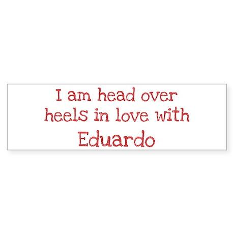 In Love with Eduardo Bumper Sticker