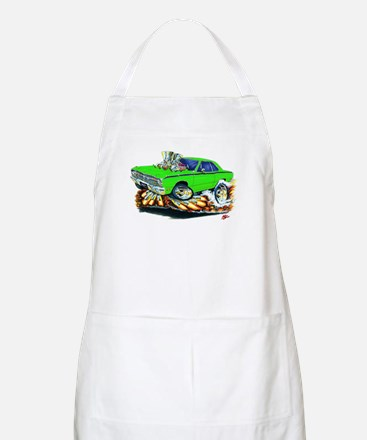 Dodge Dart Lime Car BBQ Apron