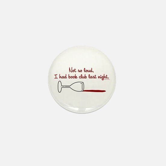 Cool Readers Mini Button
