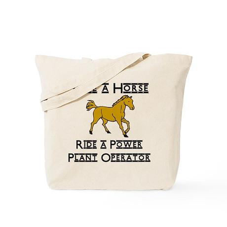 Power Plant Operator Tote Bag