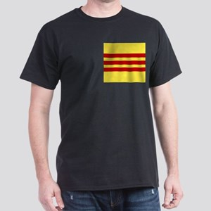 Flag of Vietnam Ash Grey T-Shirt