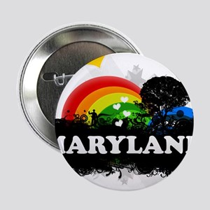 """Sweet Fruity Maryland 2.25"""" Button"""