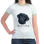 Gun Dog Jr. Ringer T-Shirt