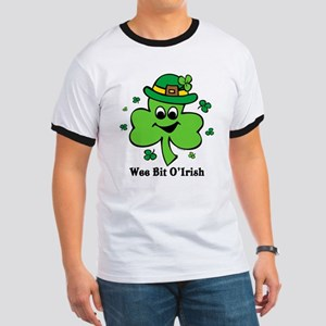 Wee Bit O' Irish Ringer T