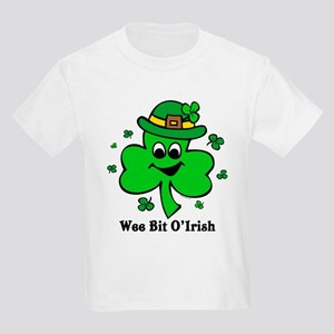 Wee Bit O' Irish Kids Light T-Shirt