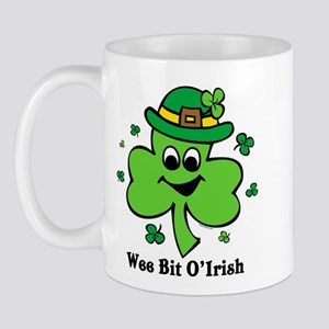 Wee Bit O' Irish Mug
