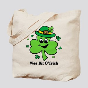 Wee Bit O' Irish Tote Bag