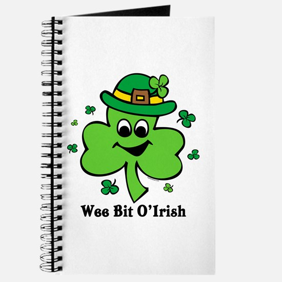 Wee Bit O' Irish Journal