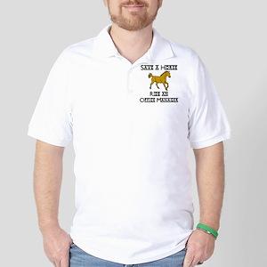 Office Manager Golf Shirt