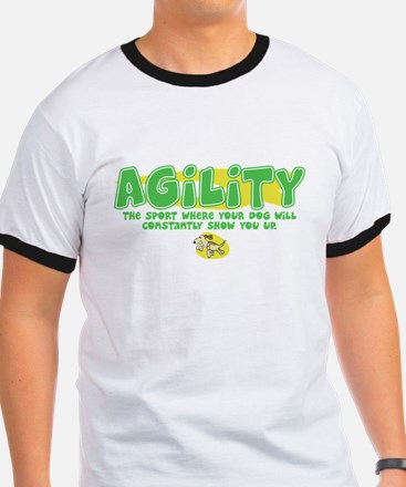 Dog is Better Agility T