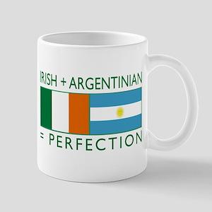 Irish Argentinian flag Mug