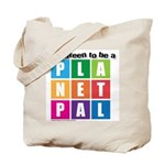 It's Green to be a Planetpal Tote Bag