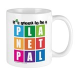 It's Green to be a Planetpal Mug