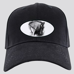 Dressage horse Black Cap