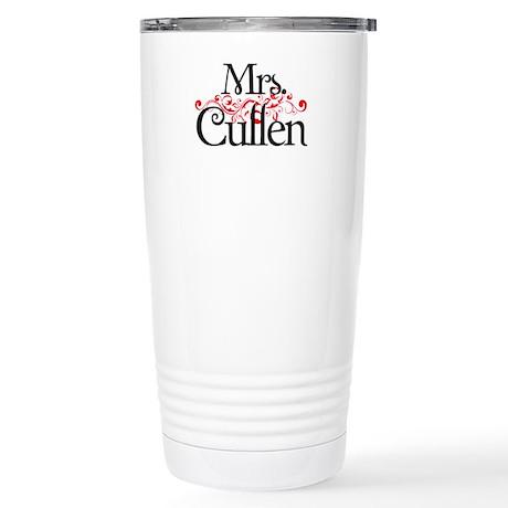 Mrs. Cullen Stainless Steel Travel Mug