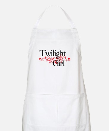 Twilight Girl BBQ Apron