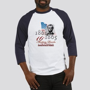 16th President - Baseball Jersey