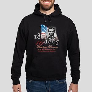 16th President - Hoodie (dark)