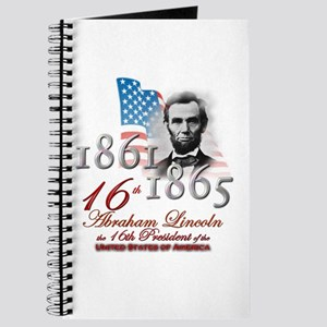 16th President - Journal