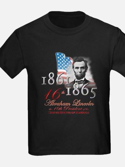 16th President - T
