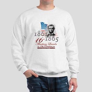 16th President - Sweatshirt