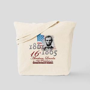 16th President - Tote Bag