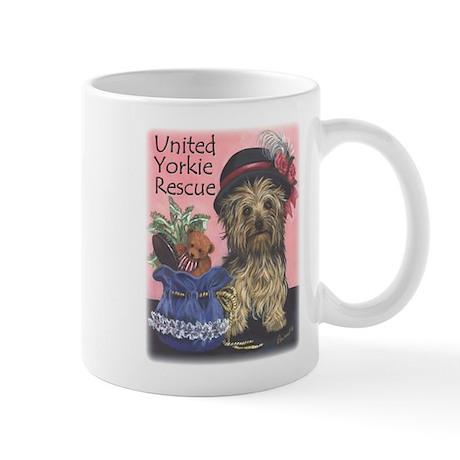 United Yorkie Rescue Mug