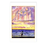 Thoreau's Sunset Postcards (Package of 8)