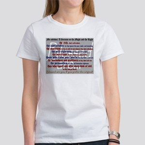 Me-Attitudes Women's T-Shirt