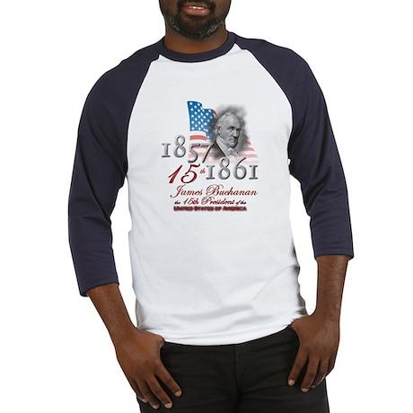15th President - Baseball Jersey