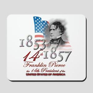 14th President - Mousepad