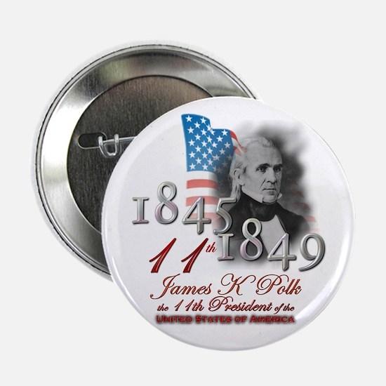 "11th President - 2.25"" Button"