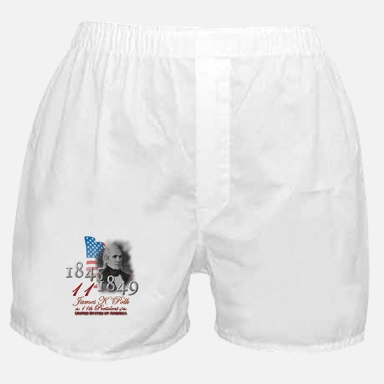 11th President - Boxer Shorts