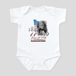 11th President - Infant Bodysuit