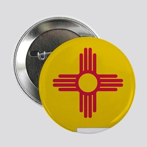 "New Mexico Stripe Custom Desi 2.25"" Button"