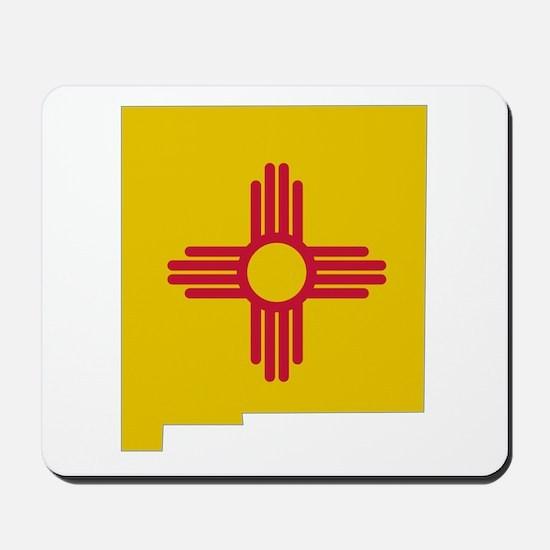 New Mexico Stripe Custom Desi Mousepad