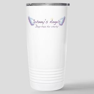 Johnny's Angels Stainless Steel Travel Mug
