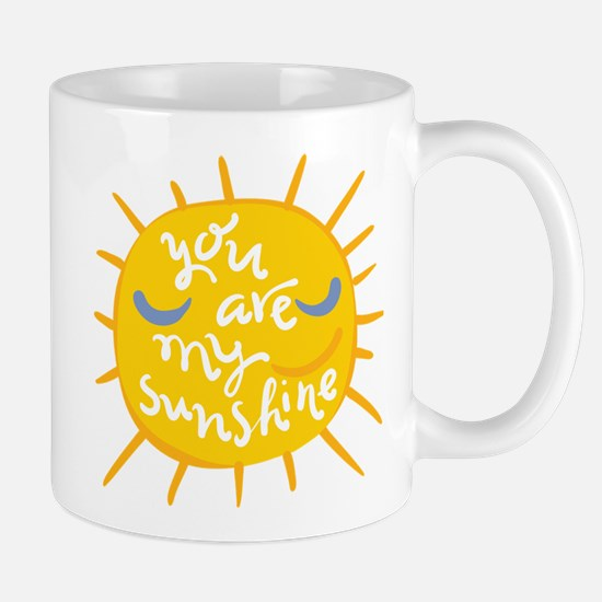 you are my sunshine Mugs